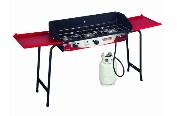Camp Chef Pro 90 3 Burner Stove best camping gear